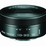 Nikon 1 Nikkor VR 10-30mm f/3.5-5.6 PD-Zoom Lens Announced