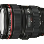 Deal: Canon EF 24-105mm f/4L IS USM Lens for $742