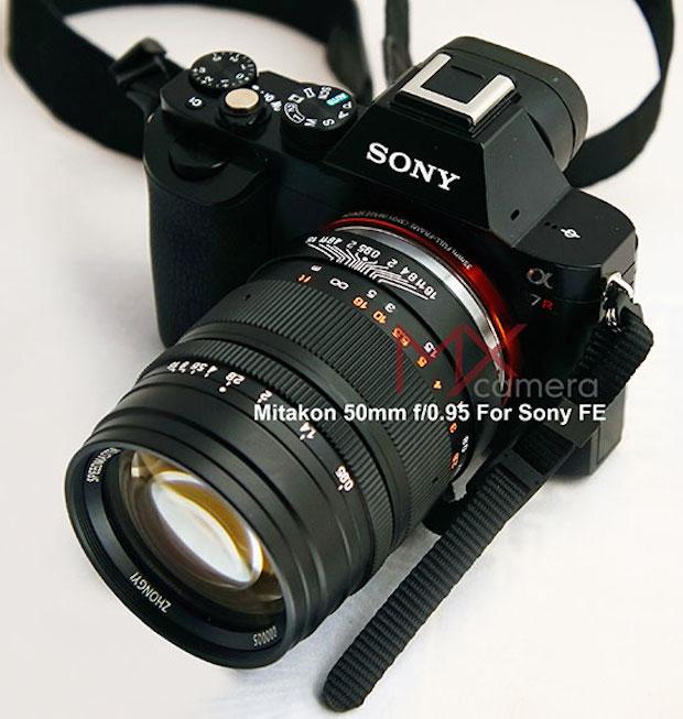 Mitakon-50mm-f0.95-lens-1