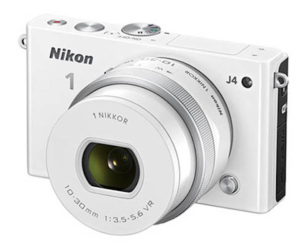 Nikon-1-J4-mirrorless-camera
