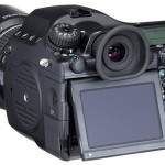 Pentax 645z Medium Format Camera Specifications Detailed