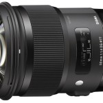 Sigma 50mm f/1.4 DG HSM Art Lens Available for Pre-Order