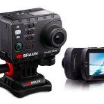 Braun Master Action Camera Officially Announced