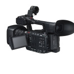 Canon XF200 and XF205 Camcorders At NAB 2014