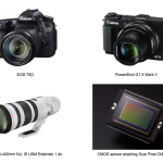 Canon Earns 4 TIPA Awards For EOS 70D, Powershot G1 X II, EF 200-400mm 1.4x, and Dual Pixel AF