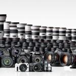 Canon EF Lens Production Surpasses 100 Million Units