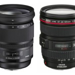 Canon EF 24-105mm f/4L IS vs Sigma 24-105mm f/4 DG OS Comparison