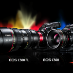 Canon Announces Free Software Upgrade for the EOS C500 Camera