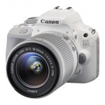 Canon Announces White EOS 100D and EF-S 18-55mm IS STM Lens For the UK