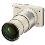Nikon 1 J4 Coming With a New 18-300mm f/3.5-6.3 DX Lens