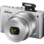 Nikon 1 J4 Mirrorless Camera Officially Announced
