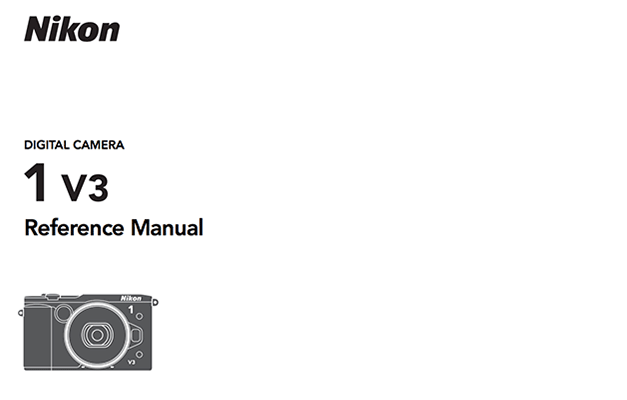 nikon-1-v3-users-manual