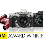 Nikon Receives Three 2014 red dot Product Design Awards