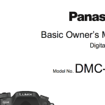 Panasonic GH4 User's Manual Available Online