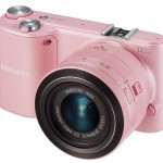 Samsung NX3000 Camera Name Registered in Asia