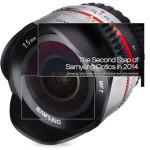 Samyang Will Announce new Cine 7.5mm Fisheye Lens on April 28
