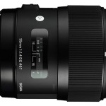 Sigma Patent for 35mm f/1.4 Full Frame Lens