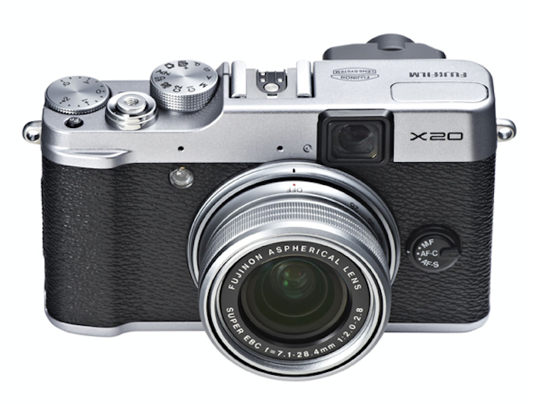 Fujifilm X20 Discontinued X30 With 1 Inch Sensor Coming
