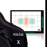 Canon EOS-1D X Camera Settings Guidebook For Smartphones