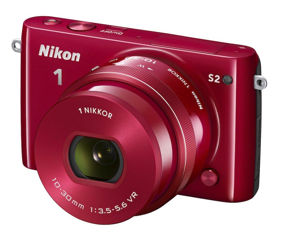 nikon 1 s2 mirrorless camera