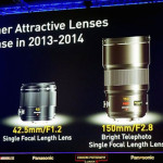 Panasonic Patent for 150mm f/2.8 MFT Lens