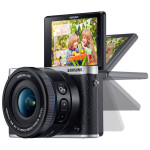 Samsung NX3000 Mirrorless Camera Officially Announced