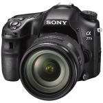 Sony A77 II A-Mount Camera Now In Stock and Shipping