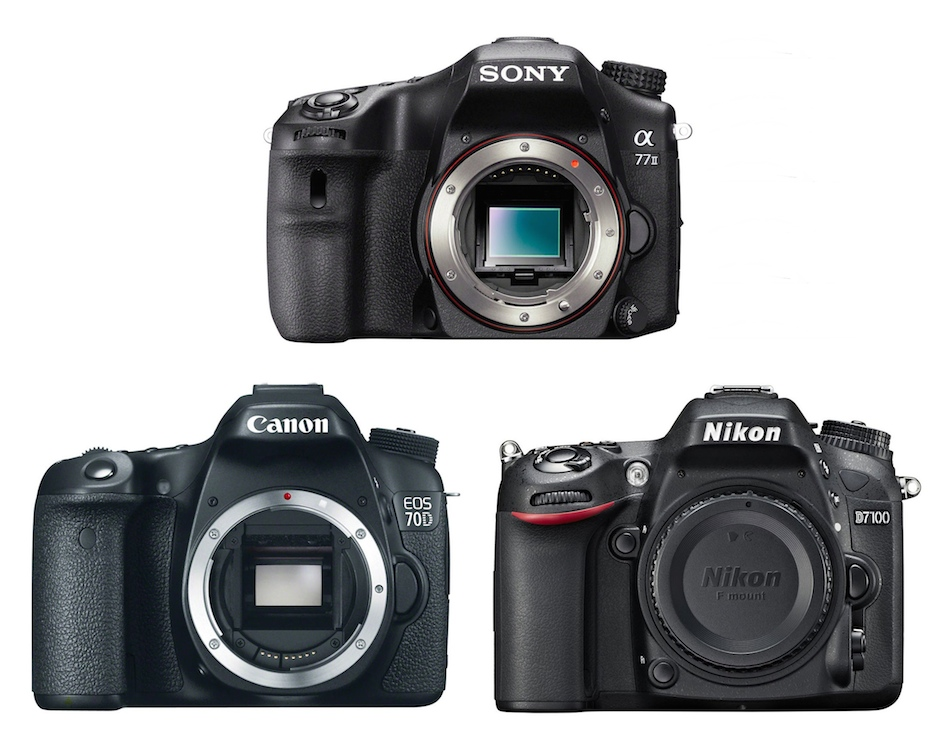 sony-a77ii-vs-70d-vs-d7100