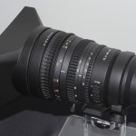 Sony FE PZ 28-135mm f/4G OSS Lens Displayed in Japan