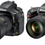 Nikon D810 vs D610 Specifications Comparison