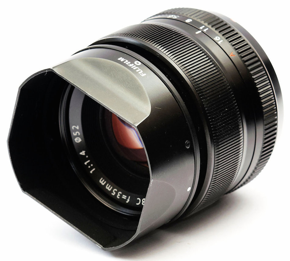 Fuji 35mm F1 4: The Fujifilm XF 35mm F/1.4 Lens Rumored To Feature New AF