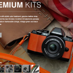 Olympus OM-D E-M10 Premium Kit Limited Edition Now Available