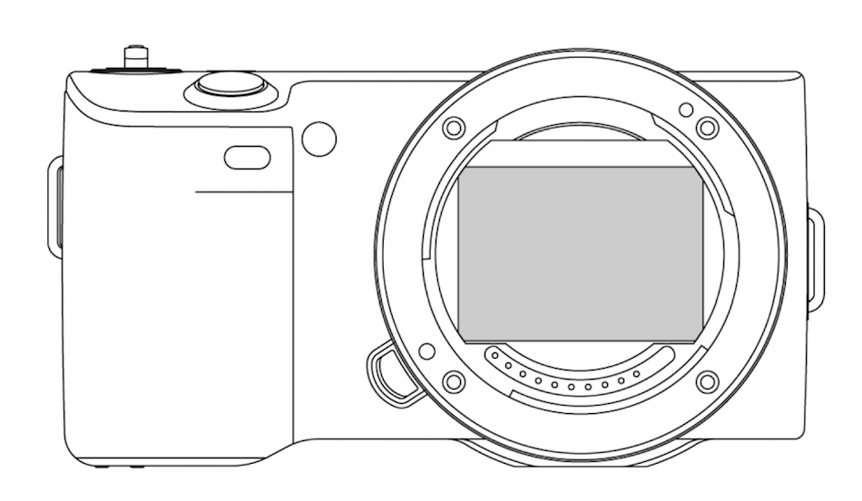 sony full frame e-mount compact camera