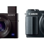 Sony RX100 M3 vs Canon G1X Mark II Specifications Comparison