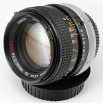 Canon Patents For EF 55mm f/1.4 and Other Prime Lenses