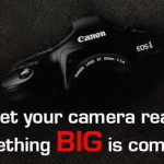 "Canon Teaser Says: ""Something BIG is coming"""