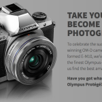 Olympus Announces New Competition To Find UK's Best Amateur Photographers