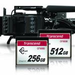 Transcend CFast 2.0 CFX650/600