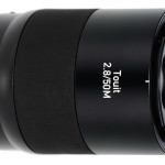 Zeiss Touit 50mm f/2.8 Lens Firmware Upgrade Released