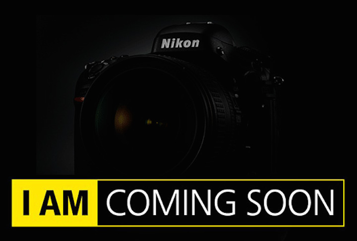 Nikon-full-frame-DSLR-camera