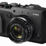 All Black Version of the Fujifilm X30 Image Leaked