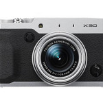 First Images of The Upcoming Fujifilm X30 Camera