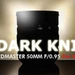 MXCamera Announces Mitakon Speedmaster 50mm f0.95 Pro Lens