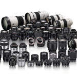New Sony A and E Mount Lenses To Be Unveiled at Photokina 2014