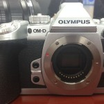 First Image of The New Silver Olympus E-M1 Camera Leaked