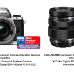 Olympus OM-D E-M10 and 12-40mm f2.8 PRO Awarded By EISA