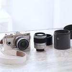 Ricoh Announces Pentax Q-S1 Compact Camera