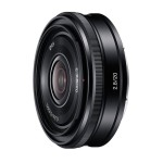 Sony Patent for 20mm and 28mm f/2.8 Prime Compact APS-C Lenses