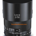 Zeiss Loxia 50mm f/2.0 Planar Lens First Specs and Image Leaked