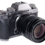 Fujifilm X-T1 Graphite Silver Edition Announced